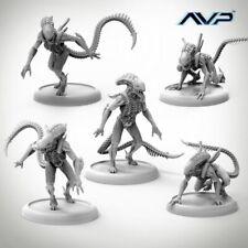 PRODOS ALIEN Vs Predator AVP Alien Warriors FIGURES