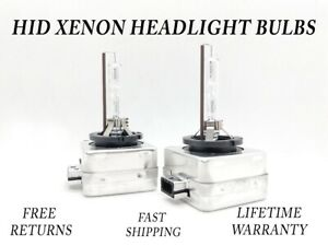 10000K Deep Blue HID Xenon Bulb For Chevrolet SS 2014-2017 Low Beam Set of 2