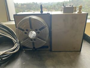 2019, Haas HRT210 Rotary Table (210 mm) *Pristine Condition*