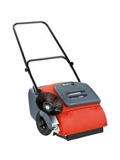 MIETEN elektrische Kehrmaschine Handkehrmaschine Stolzenberg CS 650 Cross Sweep