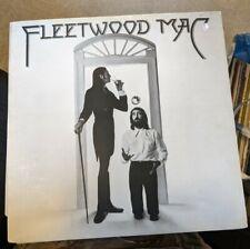 New listing RARE FLEETWOOD MAC VINYL LP REPRISE K54043 UK 1975 LYRIC INSERT UNPLAYED COV EXC