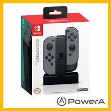 NEW Nintendo Switch JoyCon Charging Dock PowerA | Joy-Con Charger Station Stand