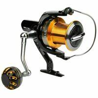 15+1 Shaft Large Long Shot Fishing Reel Bait Casting Reel Spinning Fish Reel