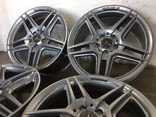 4 Originale AMG Cerchioni 8,0+8,5 x 18 Mercedes W204 S204 W207 W209 R171 W205