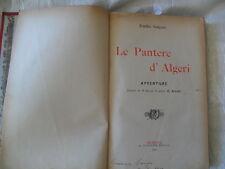 Emilio Salgari LE PANTERE DI ALGERI
