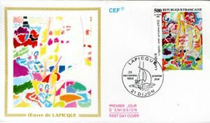 2606+ FDC ENVELOPPE 1er JOUR     LA PICQUE
