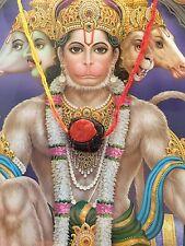 Mehandipur Balaji Temple Hanuman Vintage Bead - Protection from Evil Black Magic