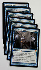 Mtg Zendikar 1x MINDBREAK TRAP-TRAPPOLA ROMPICAPO SHIP WORLDWIDE Mythic