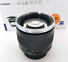 Sony Carl Zeiss Planar T* 85mm F/1.4 ZF
