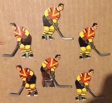 1957 Stiga Tin Table Hockey Players - Team Soviets