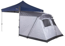 OZTRAIL PORTICO 3m TENT Deluxe Gazebo Pavilion Walls (GAZEBO FRAME NOT INCLUDED)