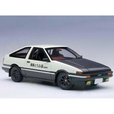 Autoart Initial D Project D Final Toyota Sprinter Trueno AE86 1:18 78799 White