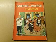 STRIP / SUSKE EN WISKE 61: DE APEKERMIS | 1ste druk
