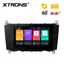 Octa Core Android 8.0 4GB Car Stereo GPS Radio for MERCEDES BENZ W209 W203 W463
