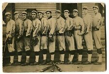 SCARCE 1890-99 Boston Reds baseball team Cabinet photo Red Sox