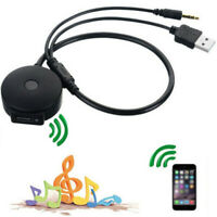 3.5mm AUX USB Adapter Car Auto Bluetooth 4.0 Audio Cable For BMW & Mini Cooper