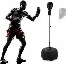 Punching Bag Reflex Boxing Bag Freestanding Punching Ball with Stand Speed Bag T