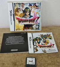 Dragon Quest: The Chapters of the Chosen (Nintendo DS) VGC