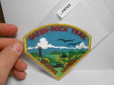 GREEN-ROCK TRAIL ST LOUIS COUNCIL F8723