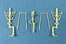 1/48 B-26 Marauder Landing Gear 48033 x for Revell