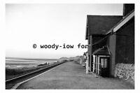 bb0544 - Braystones Railway Station , Cumbria in 1961 - photograph 6x4