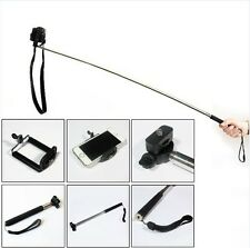 Monopod Selfie Stick Telescopic Mobile Smart Phone iPhone Camera Handle Holder