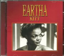 EARTHA KITT CD - THE BLUES, MY HEART BELONGS TO & MORE