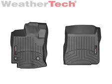 WeatherTech FloorLiner for Toyota Venza - 2013-2015 - 1st Row - Black
