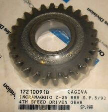 1993 Ducati 888 SP5 17210091B 4th gear driven gear 26 teeth