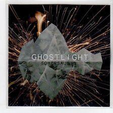 (EA868) Ghostlight, Somersaults - 2011 DJ CD