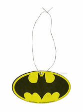 NEW DC COMICS BATMAN BAT LOGO SYMBOL STRAWBERRY SCENT HOME CAR Air Freshener