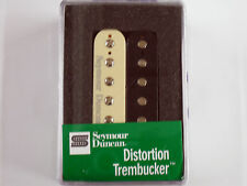 Seymour Duncan TB-6 Distortion Trembucker Black/Creme