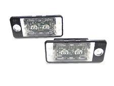 original Audi A4 8e B6 B7 A6 4f Luces De Matrícula LED Luces para matrícula