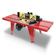 Banco per fresa fresatrice verticale tavolo fresatura 155 mm / 39 mm BOFT150