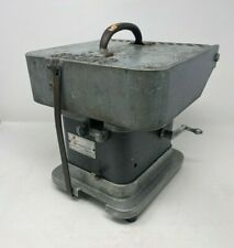 Working Vintage Klopp D2 Manual Crank Coin Counting Machine