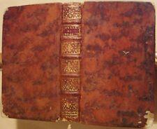 THEOCRITE - IDYLLES AVEC QUELQUES IMITATIONS EN VERS - ESSAI POETES - 1777