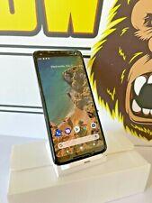 Google Pixel XL 2 - 128GB-Nero (Sbloccato) Smartphone UK venditore!