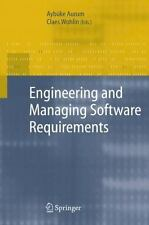 Engineering and Managing Software Requirements (2005, Hardcover)