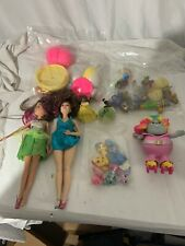 Large Lot Of Girls Toys