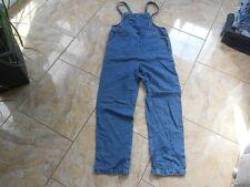 H4196 Premaman Latzhose Jeans 38 Mittelblau  Sehr gut