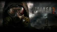 Video Game  S.T.A.L.K.E.R. 2 STALKER 2 Wallpaper Poster 24 x 14 inches