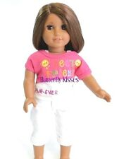 Best Friends Capri Set Fits 18 in American Girl Doll Clothes