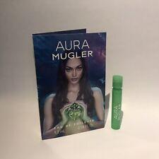 Aura Mugler Eau de Toilette EDT sample 1,2ml
