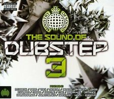 The Sound of  Dubstep 3 Ministry of Sound (2011) 2 CDs 44 Bass-Heavy Tracks NEW!