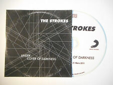 THE STROKES : UNDER COVER OF DARKNESS ♦ CD SINGLE PORT GRATUIT ♦
