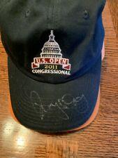 RORY MCILROY  Signed 2011 US Open Championship Golf Hat  AUTO  PSA/DNA COA
