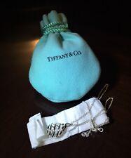 $200 Tiffany & Co Sterling 925 Paloma Picasso Venezia Luce Mini Pendant Necklace