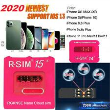 R-SIM15 Sim14+ Nano Unlock RSIM Card for iPhone 11 Pro XS MAX XR 8 iOS13.6 Lot