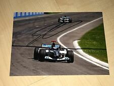 Gianmaria Bruni F1 Formel 1 Autograph Signed Signiert FOTO 13x18 *TOP*
