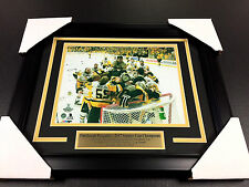 PITTSBURGH PENGUINS 2017 NHL STANLEY CUP CHAMPIONS #2 8X10 TEAM PHOTO FRAMED